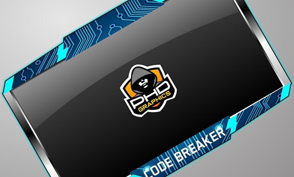 CodeBreaker Cam Frame