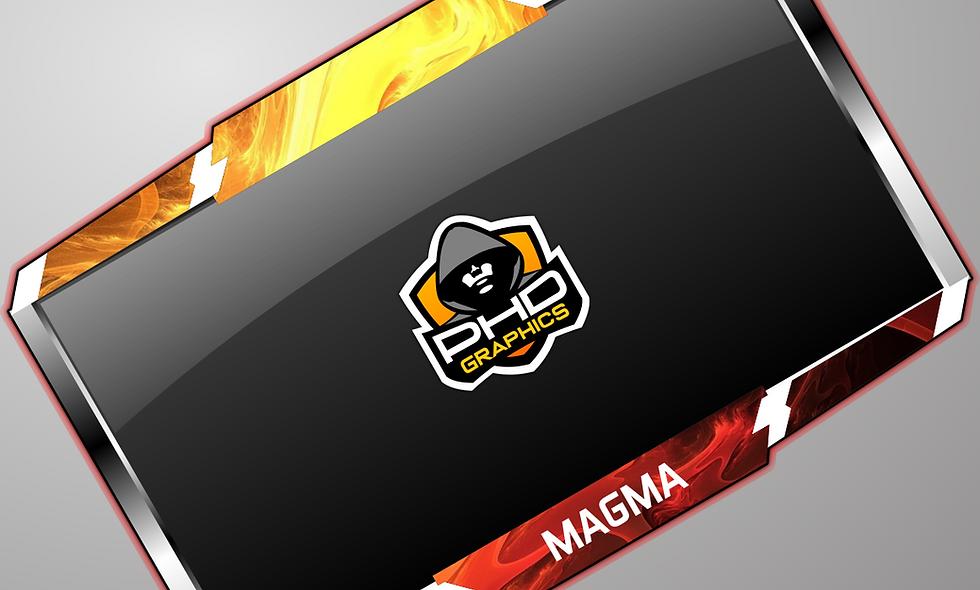 Magma Cam Frame
