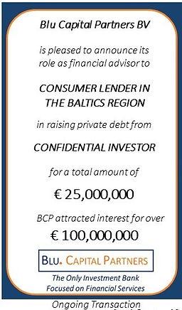BCP - Case Study - Consumer Lender - Und