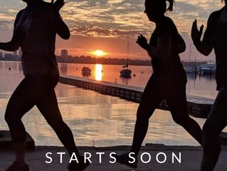 LEARN TO RUN Starts May 30