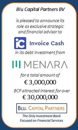 BCP - Case Study - Invoice Cash - Menara