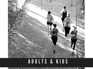 Hills Run Group / Adults & Kids