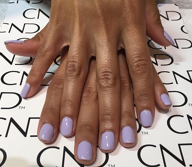 Beautiful natural nails back for a new g