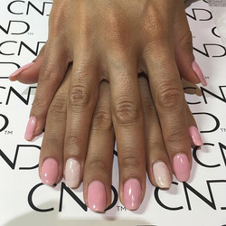 Loving these Beautiful natural nails