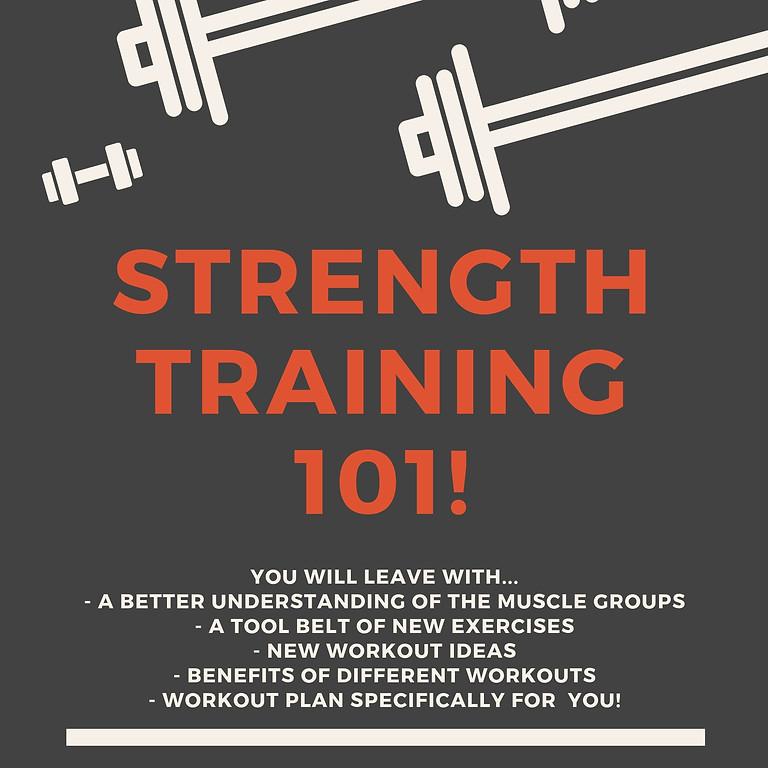 Strength Training 101