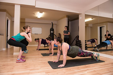High Intensity Interval Training HIIT