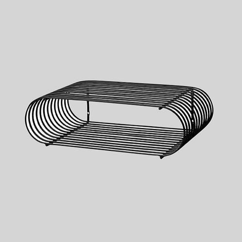 Curva Hylde - Sort