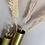 Thumbnail: Vase - Mat messing
