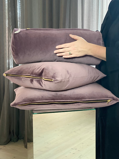 Velvet - purple
