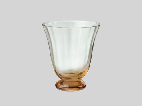 Glass - Trellis Peach 2 pcs.