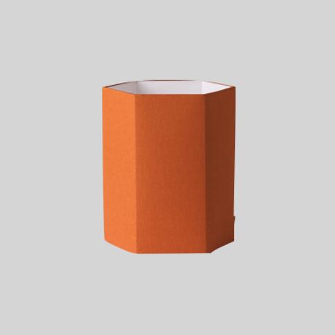 lampeskærm shade orange M