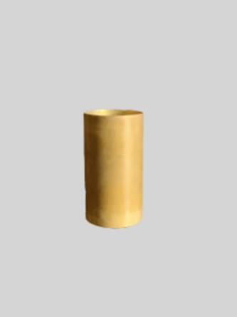 Vase - Mat Messing
