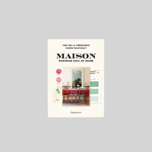 Tablebook - Maison