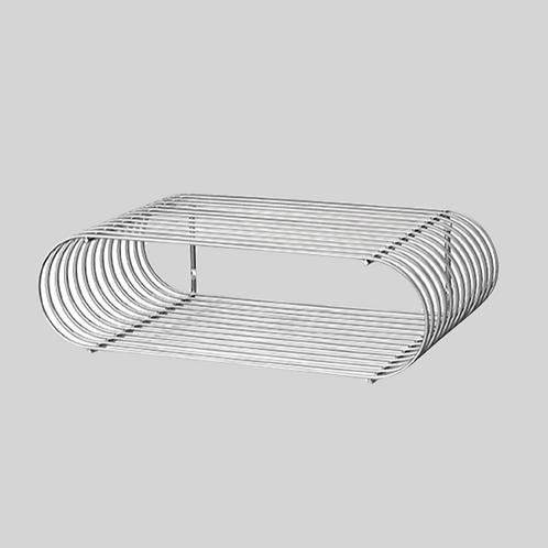 Curva Hylde - Sølv