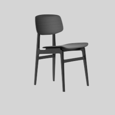 Dining Chair - Sort