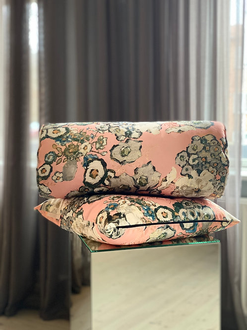 Cushion - flower rose