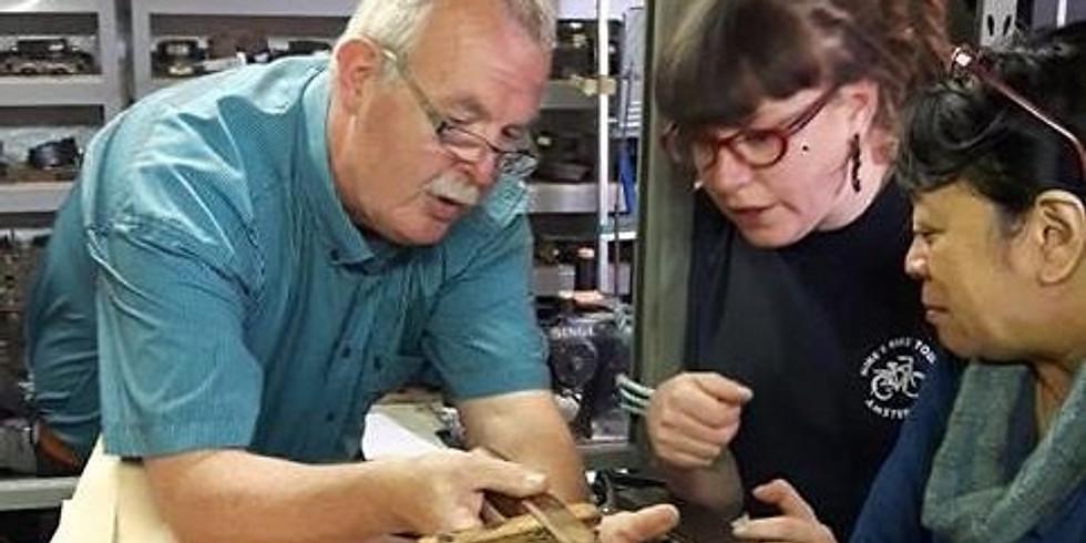 Beginner's Leather-Craft Workshop (03/11/18)