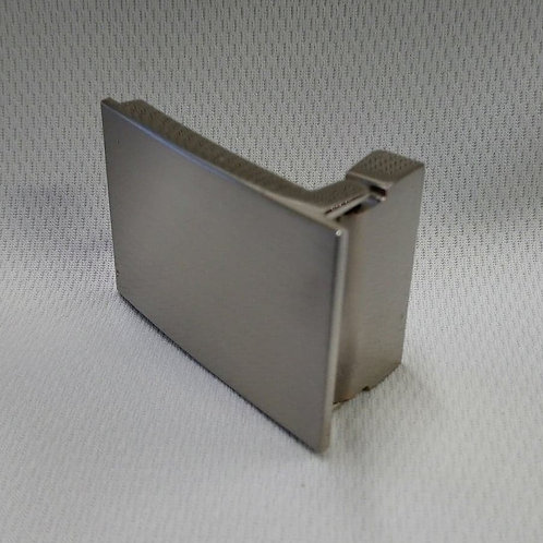 Rapid Buckle Brushed Steel Finish
