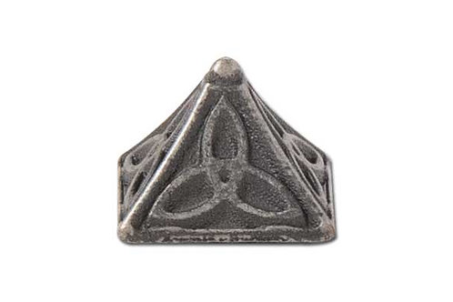 "Celtic Pyramid Rivets 3/8"" pk"