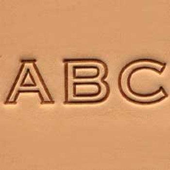 Block Alphabet Set 13mm