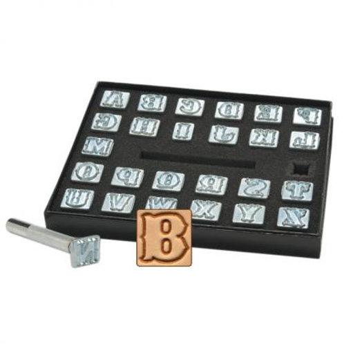 "1"" Alphabet Set"