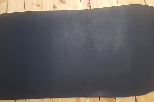 Black Buffalo Veg Tan Single Butt 3.8-4.0mm