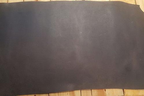 Dark Brown Buffalo Veg Tan Single Butts 3.8-4.0mm