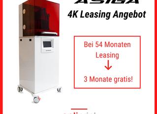 Beim ASIGA 4K Leasing ordentlich sparen!🔥