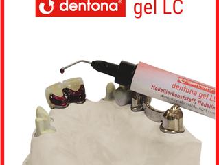 Fortschritt in der Implantat- und Modellgusstechnik: dentona gel LC