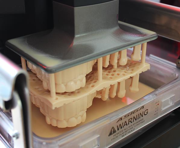 3D Druck Gebiss