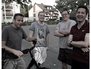 #TBT: Fahrradtour durch Werl im Jahr 2018