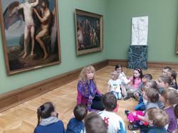 Экскурсии в Третьяковской галерее