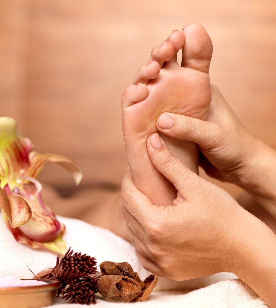Foot Reflexology 60 min