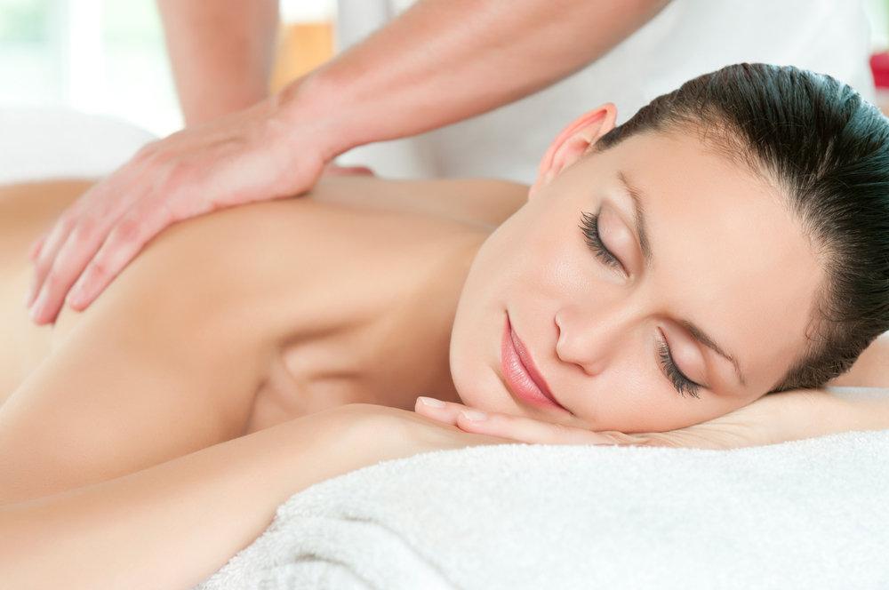 Aromatherapy or Fusion Massage 60 min