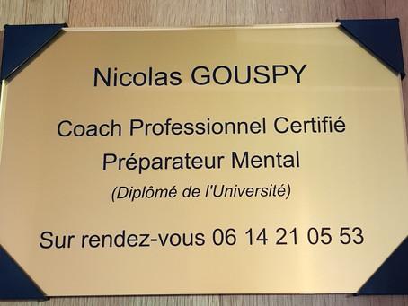 La NEWS : Je m'installe dans un cabinet pluridisciplinaire 20 Place des Arts à Rueil-Malmaison !