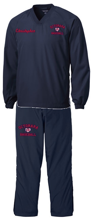 Sport-Tek®COMBO WIND SHIRT / PANT SET