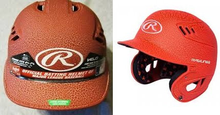 Rawlings Velo CRACKLE Helmet (R16RS)