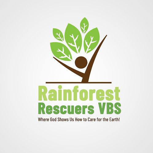 Rainforest Rescuers VBS