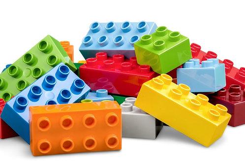 Leggo Build Faith Package