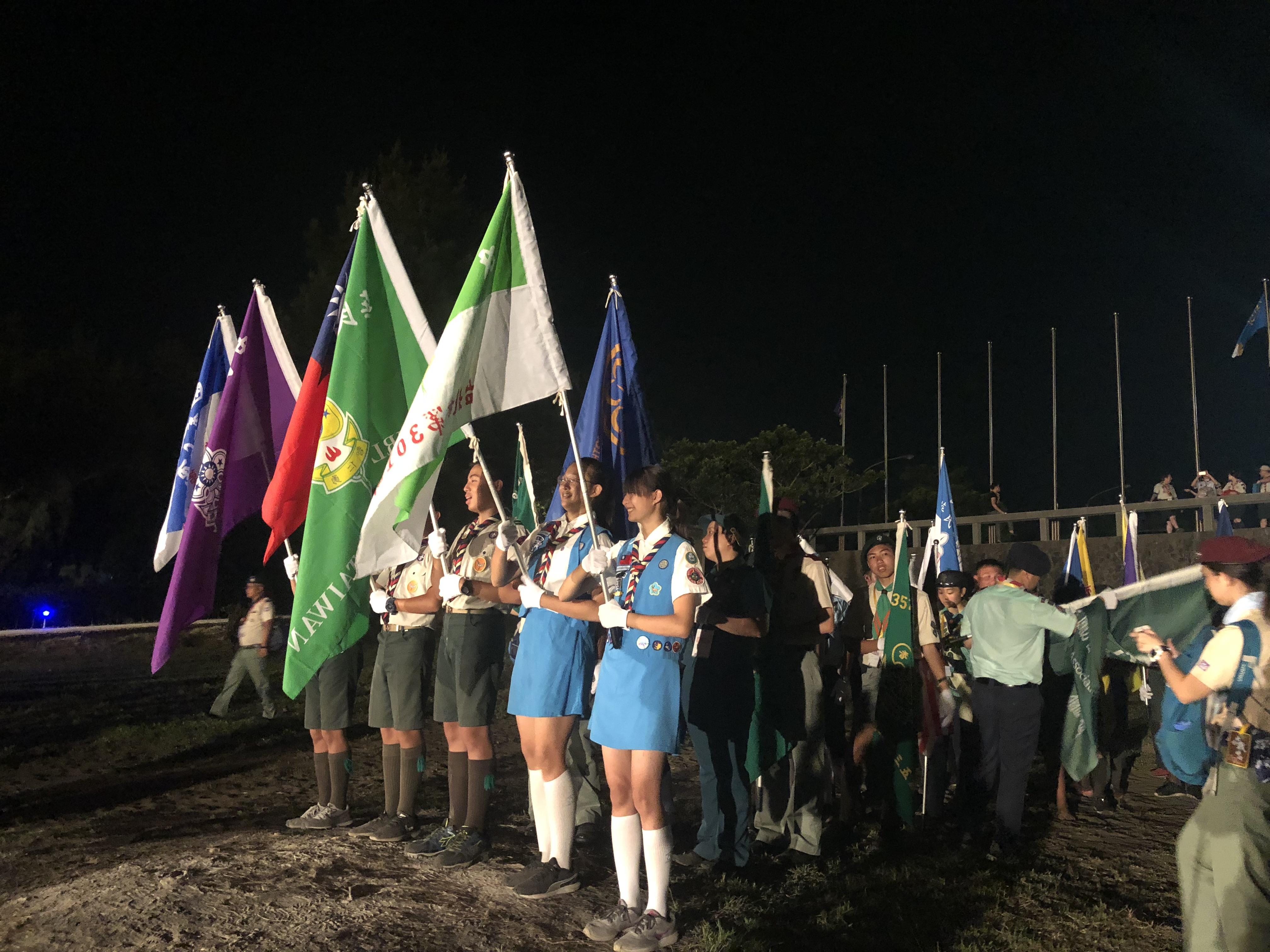 2018 65週年國際露營
