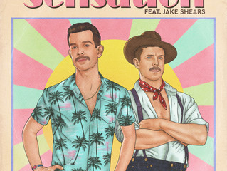 'Sensation' with Jake Shears!