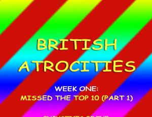 Week 1: Missed The Top 10 (Part 1)