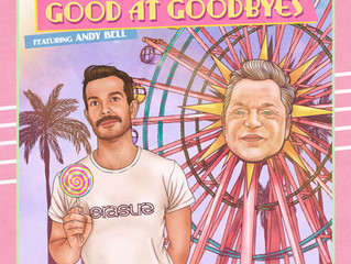 'Good At Goodbyes' EP 30th October