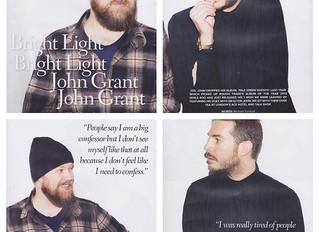 Loverboy Magazine - John Grant and Bright Light Bright Light