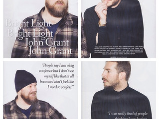 Loverboy Magazine - John Grant and Bright Light Bright Light
