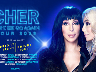 ON TOUR WITH CHER!