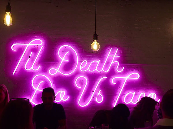 INCISEON LED NEON LARGE PINK NEON SIGN.J