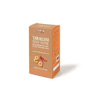 Tarallini sans gluten au piment