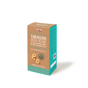 Tarallini sans gluten au fenouil