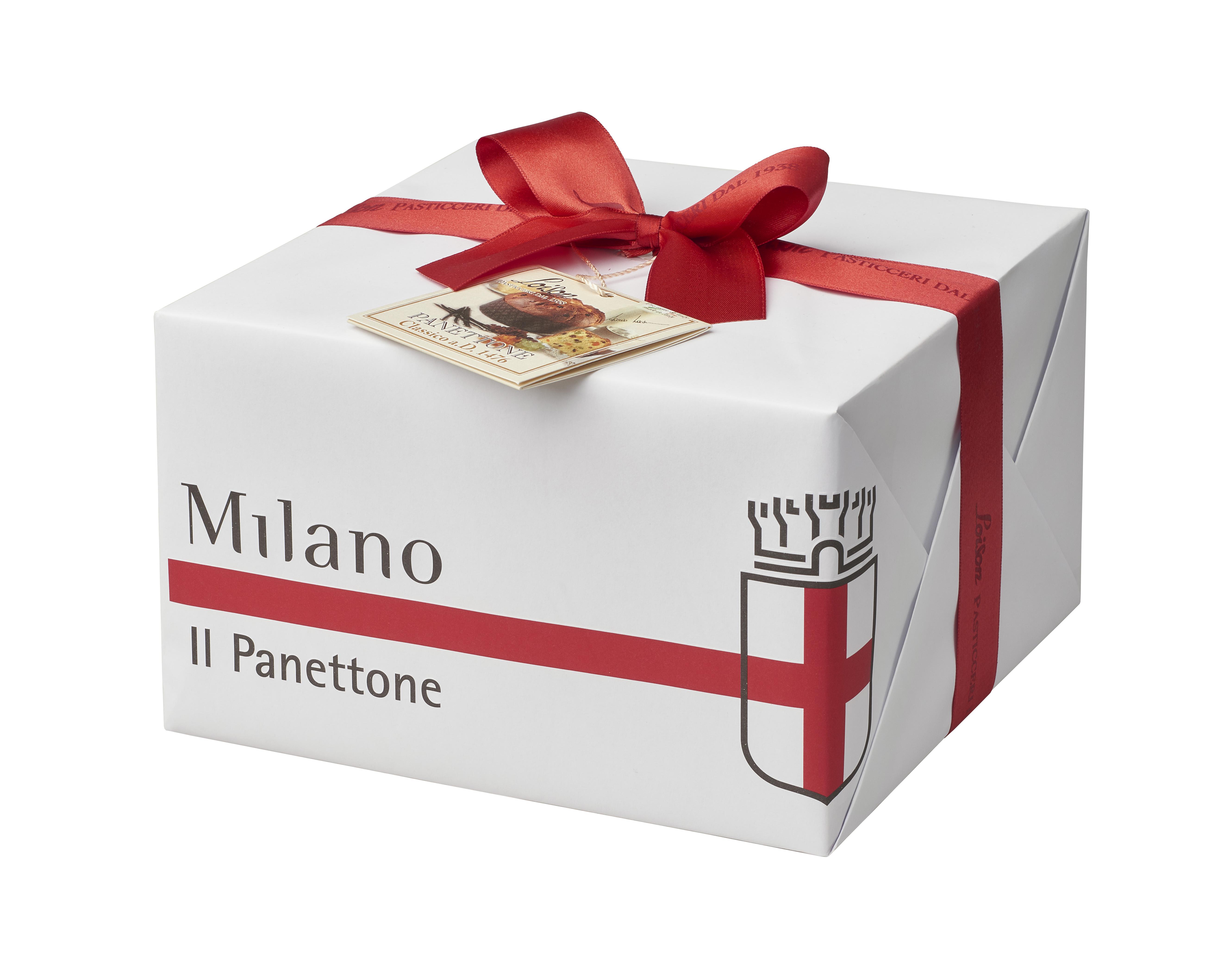 LOISON - Panettone Classique MILANO